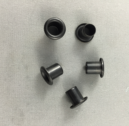 Eyelets and Foam